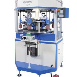 Maschinen Tampondruck